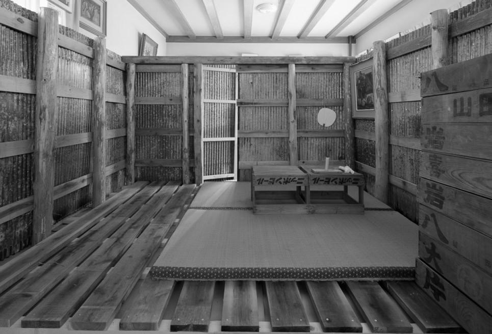川崎長太郎の物置小屋 再建計画